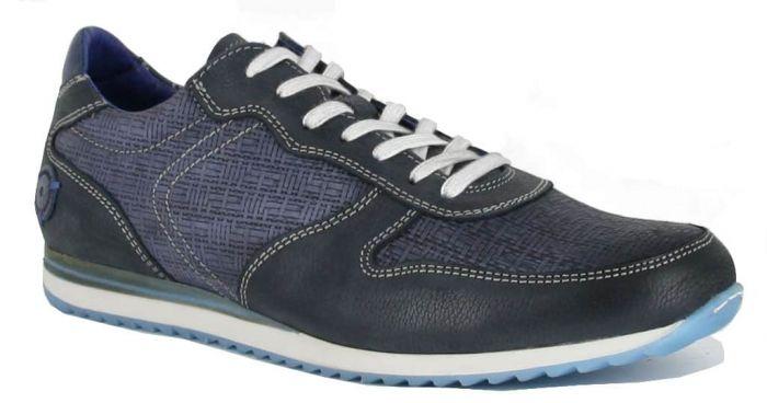 Braend Sneaker Blauw 414900