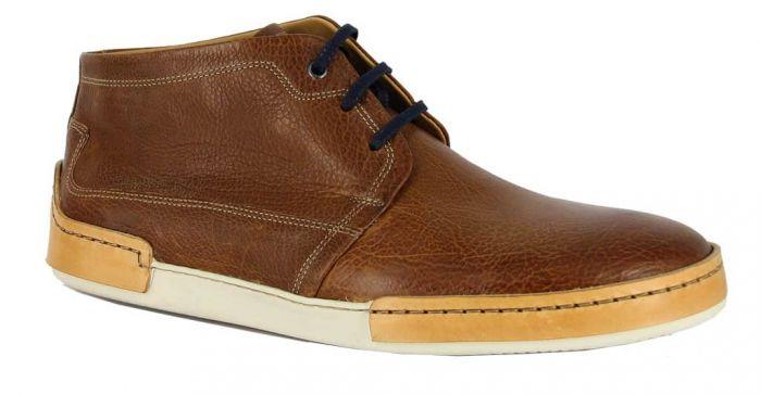 Van Bommel Boot Cognac 10642-03 G 1/2