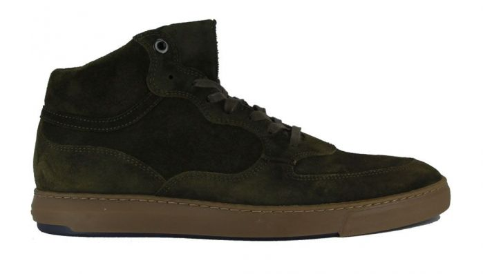 Floris van Bommel Sneaker D.Groen 20325/04 G 1/2