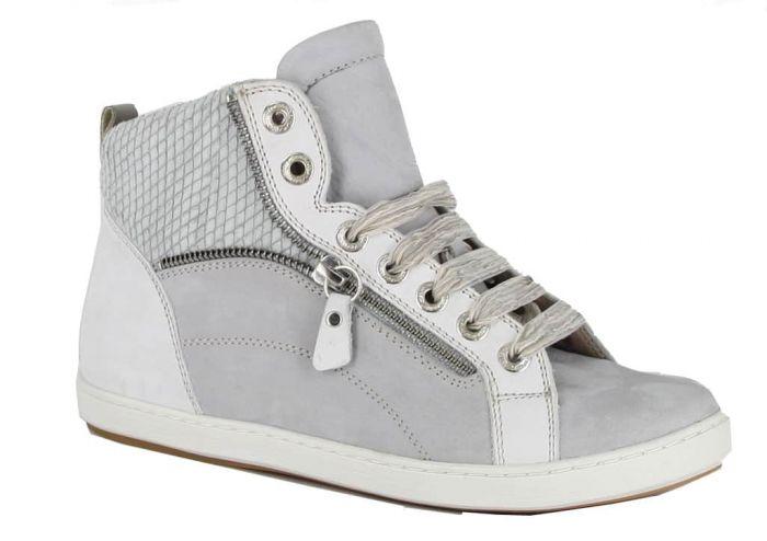 Footnotes Sneaker L.Grijs 74.004 H