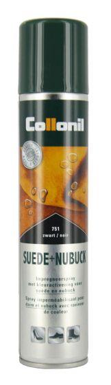 Collonil Suede+Nubuck Spray 200 ML Zwart