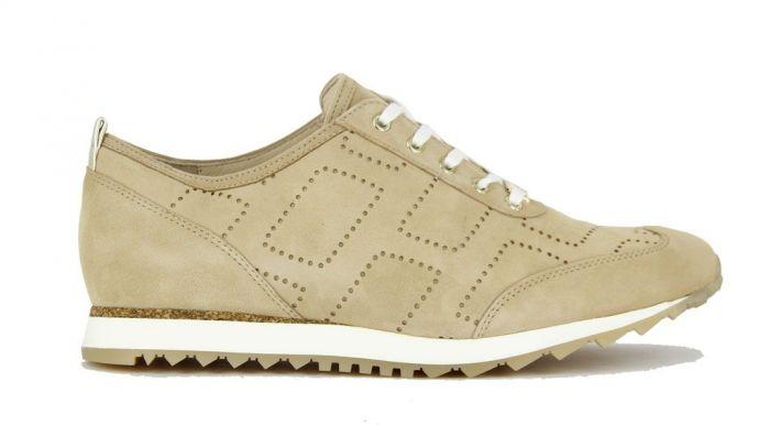 Hassia Sneaker Barcelona Creme Platin 301952 H