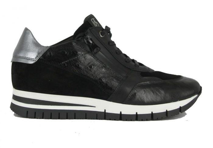 DLSport Sneaker Zwart 6031-01