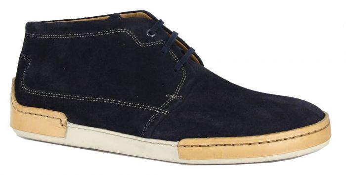 Van Bommel Boot Blauw 10642-04 G 1/2