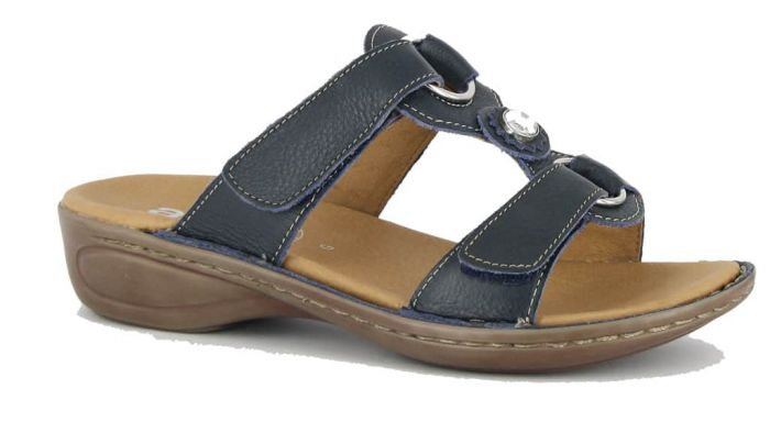 Ara Slipper Blauw 12-27273-12 G