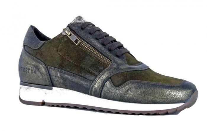 Red-Rag Sneaker Militare 9007