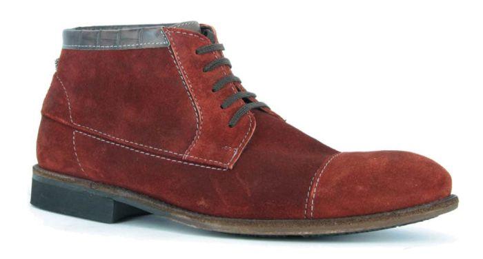 Floris van Bommel Boot Steenrood 10581-06  G 1/2