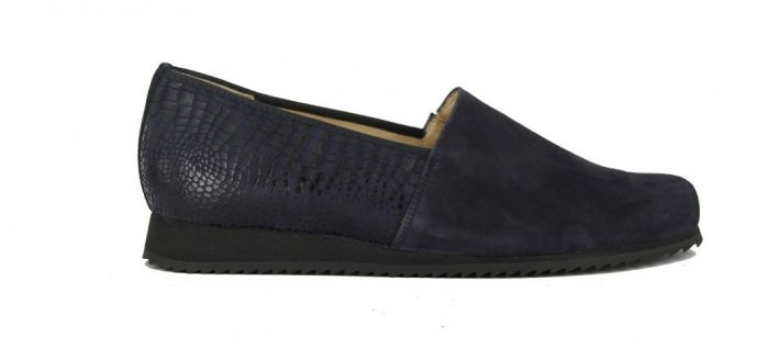 Hassia Loafer Blauw 301683-3000 G