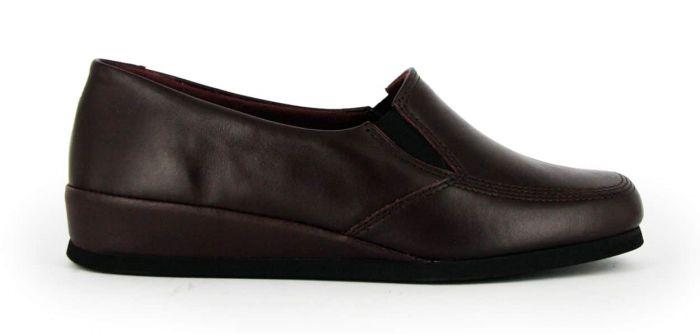 Rohde Pantoffel Bordo 6303-48