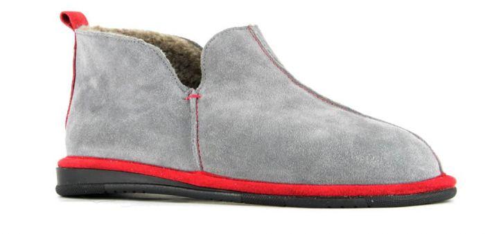 Rohde Pantoffel Grijs 6036-83  G