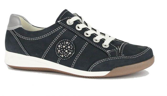 Ara Sneaker Blauw 12-34453-17 G