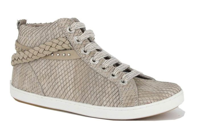 Footnotes Sneaker Taupe 74.005 H