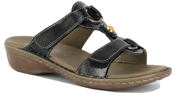 Ara Slipper Zwart Lak 12-37273-18 G