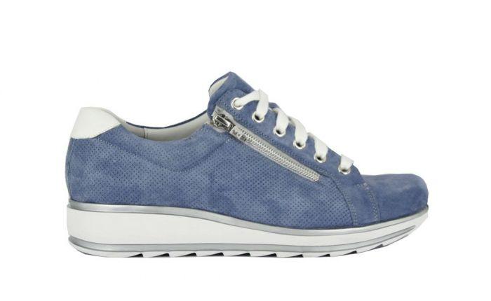 Durea Sneaker Licht Blauw 6239 685 9038 H