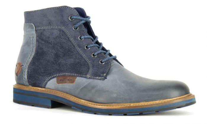 Braend Boot Blauw 423800