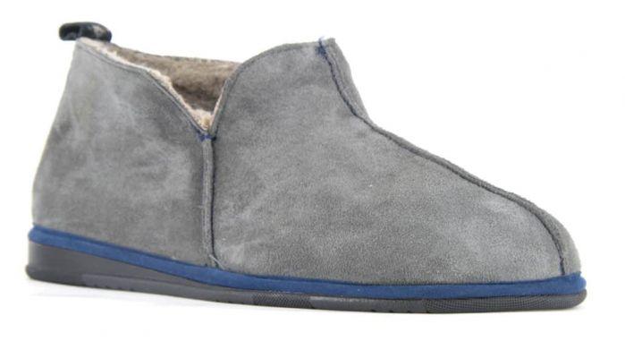 Rohde Pantoffel Grijs 6636-82 G