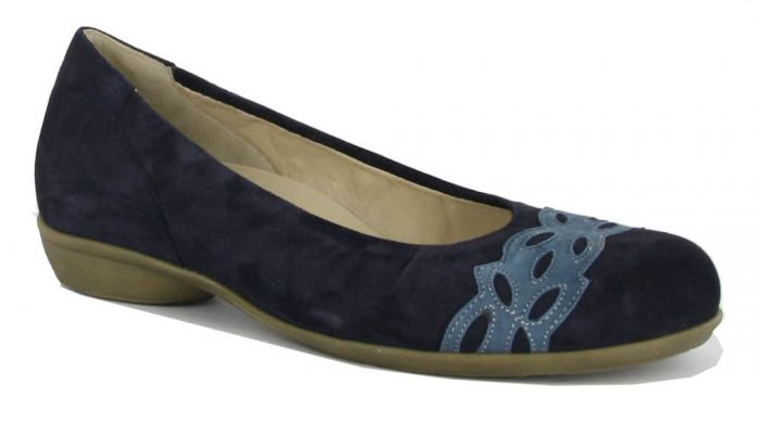 Durea Ballerina Blauw 5709 H