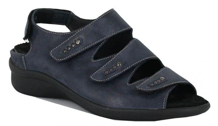 Durea Sandaal Blauw 7325 G