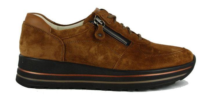 Waldlaufer Sneaker Bruin 758004 H