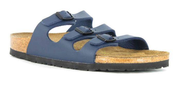 Birkenstock Slipper Blauw 054753