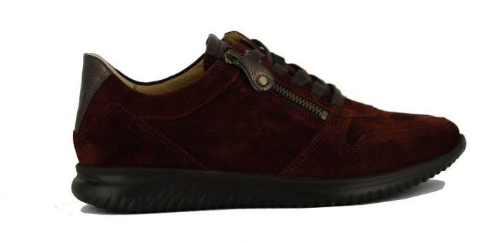 Hartjes Sneaker Donkerrood 112862-60/77 G