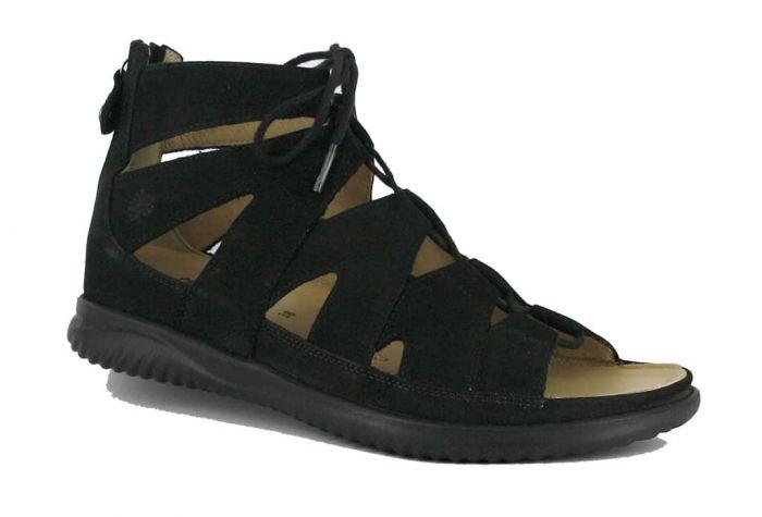 Hartjes Sandaal Zwart 110332-1 G