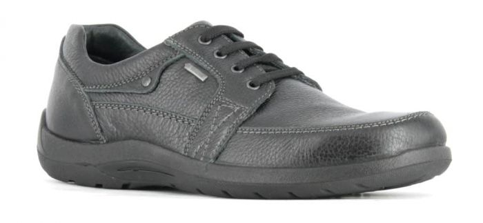 Ara Men Zwart Veterschoen H Gore-Tex