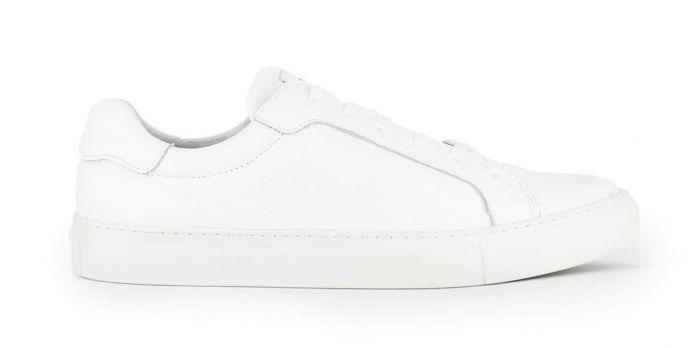 Braend Sneaker Wit 2300