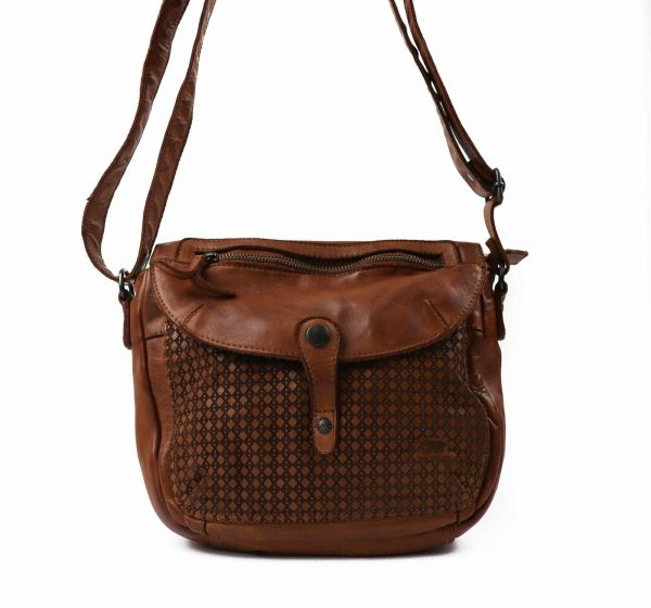 Bear Design Tas Cognac CL41209