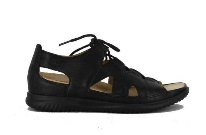 Hartjes Sandaal Zwart 111432-1 G