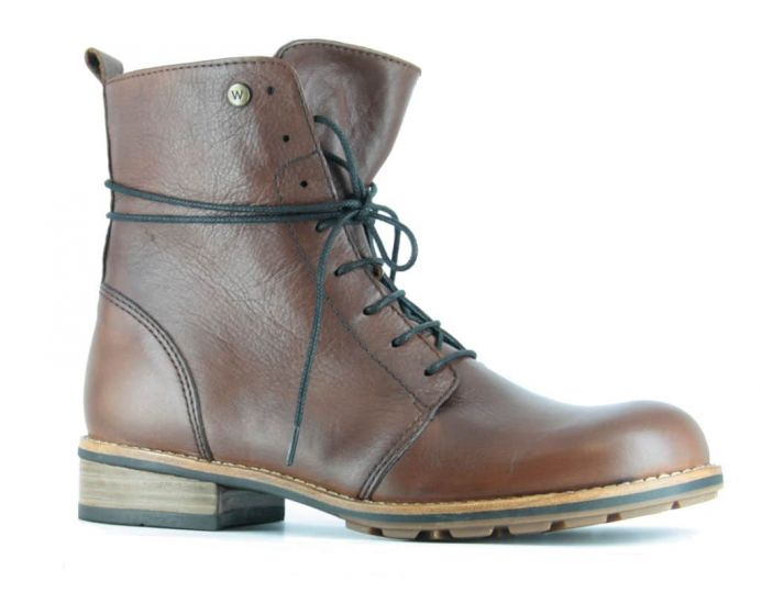 Wolky Boot Murray Cognac