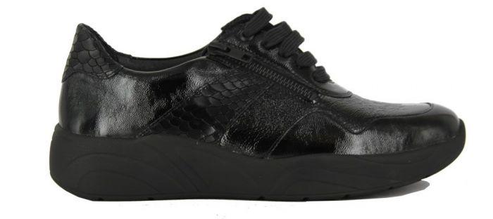 Solidus Sneaker Kea Zwart 66001-00965 K