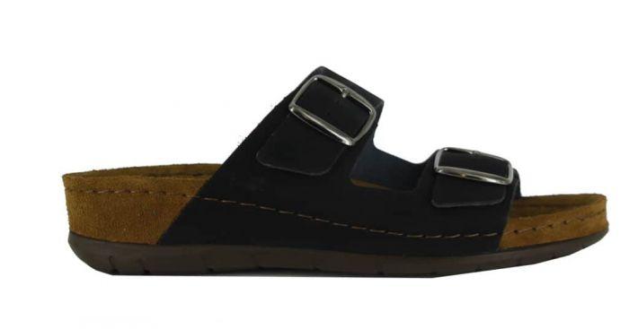 Rohde Slipper Zwart 5856-90
