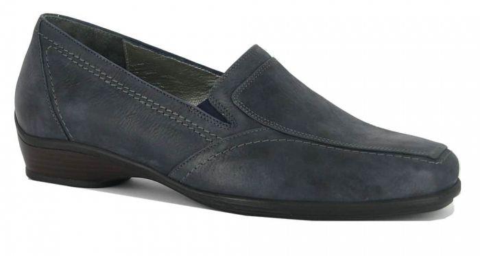 Durea Loafer Blauw 5539 H
