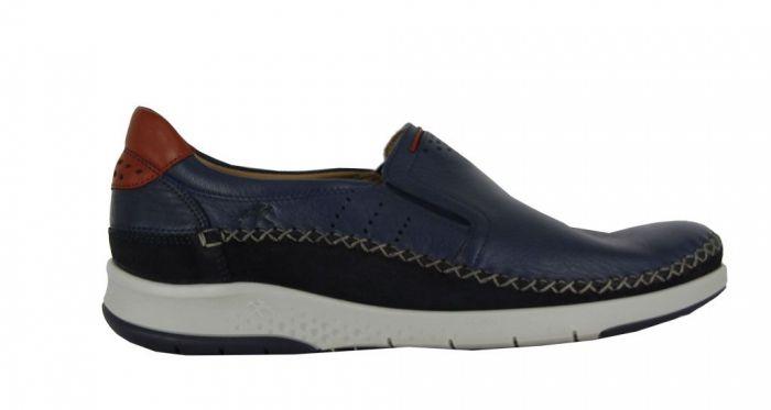 Fluchos Loafer Blauw F0794