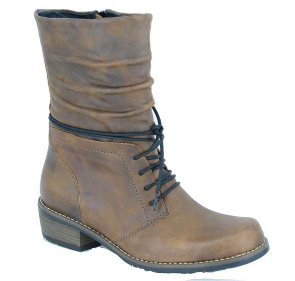 Wolky Boot Casca Cognac