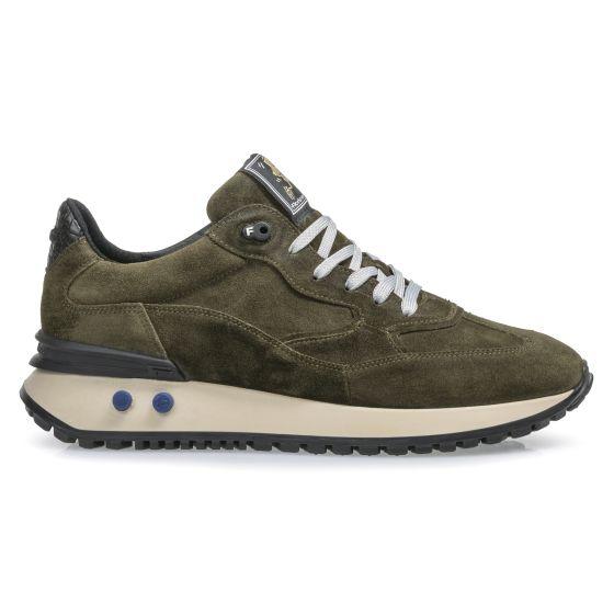 Floris van Bommel Sneaker Groen 16484/04  G 1/2