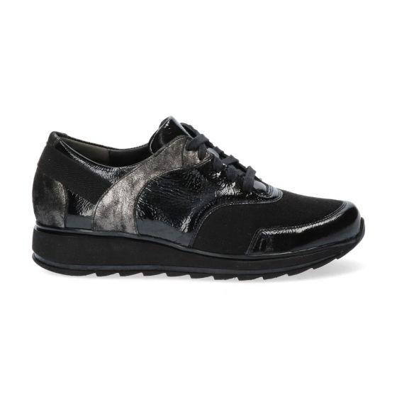 Durea Sneaker Zwart 6225  K