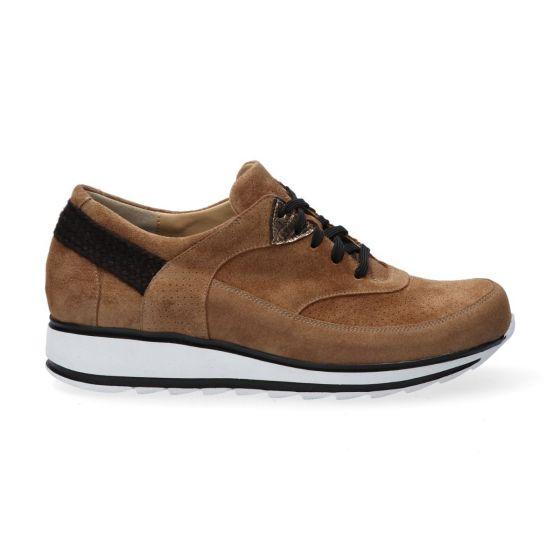 Durea Sneaker Bruin 6248 H