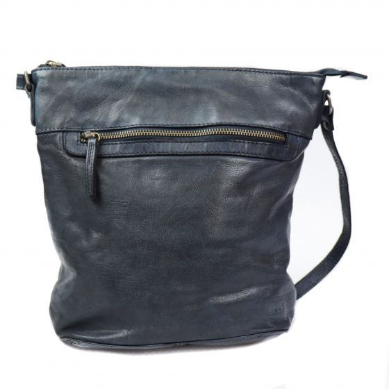 Bear Design Tas Blauw CL36438