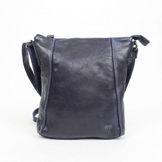 Bear Design Tas Blauw CL40479