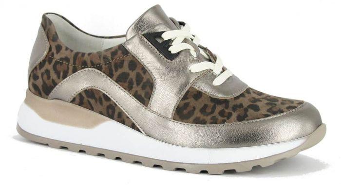 Waldlaufer Sneaker 364004 Leopard H