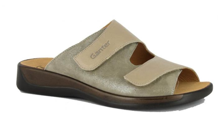 Ganter Slipper Stone/Smoke 202500 G