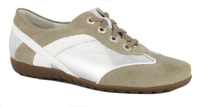 Waldlaufer Sneaker 329001 Zilver Combi H