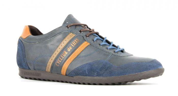 Cycleur de Luxe Sneaker Blauw 142066
