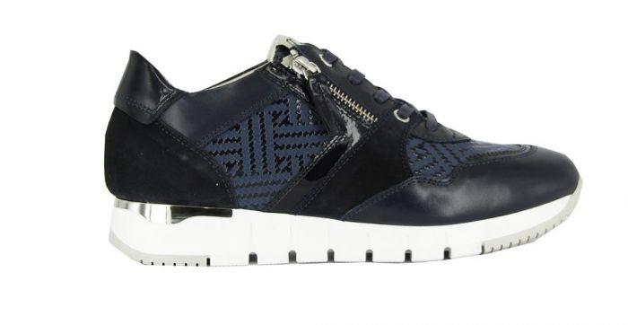 DL Sport Sneaker Blauw 5028
