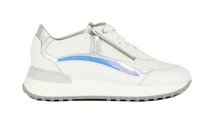 DL Sport Sneaker Wit 5046