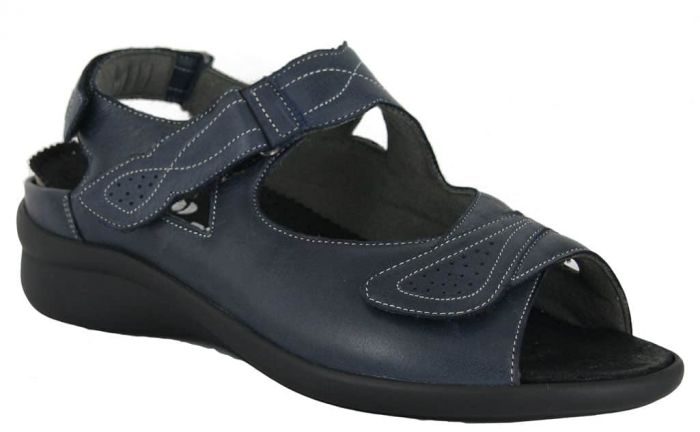 Durea Sandaal Blauw 7338 H