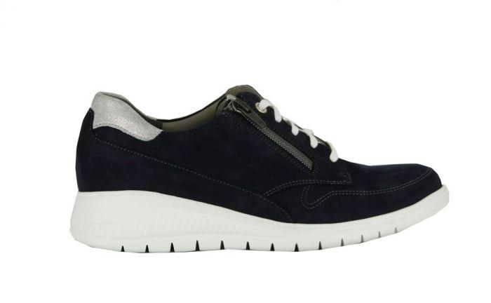 Durea Sneaker Blauw 6242 435 8816 H