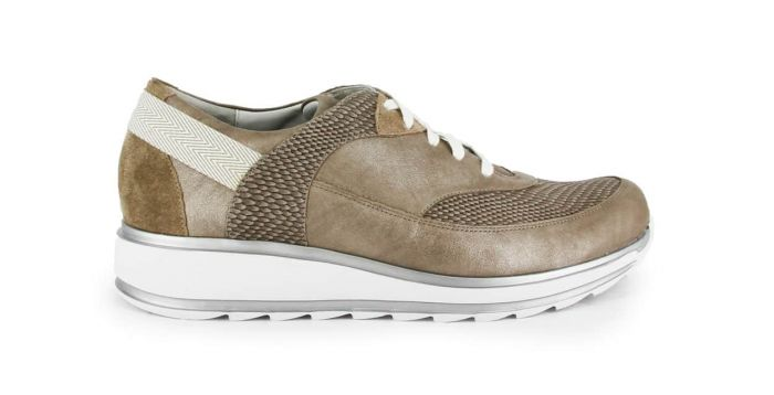 Durea Sneaker Taupe 6213 H